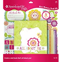 American Girl Crafts Memory Book, Friends