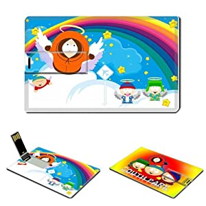 South Park?AnimeComic Games ACG USB?Flash drive?Customized 16GB USB