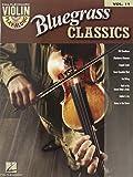 Violin Playalong Vol.011 Bluegrass Classics + Cd