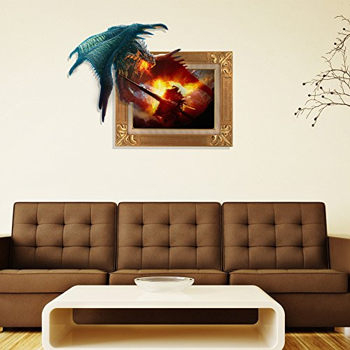 christmas halloween decorations 3d wan3d sticker fl gel. Black Bedroom Furniture Sets. Home Design Ideas