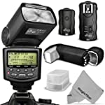 Altura Photo Flash Kit for NIKON DSLR...