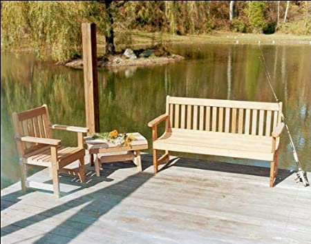 Red Cedar English Garden Furniture Collection