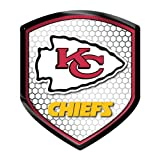 NFL Kansas City Chiefs Team Shield Automobile Reflector at Amazon.com