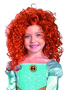 Brave Merida Wig from Disguise