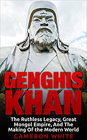 Amazon.com: Genghis Khan: The Ruthless Legacy, Great Mongol Empire