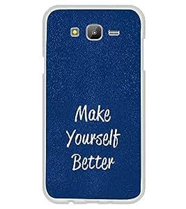 Life Quote 2D Hard Polycarbonate Designer Back Case Cover for Samsung Galaxy E7 (2015) :: Samsung Galaxy E7 Duos :: Samsung Galaxy E7 E7000 E7009 E700F E700F/DS E700H E700H/DD E700H/DS E700M E700M/DS