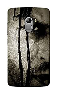 MeetArts Back Case for Lenovo A7010 (Multicolor)