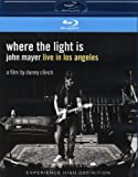 echange, troc Where The Light Is: John Mayer Live In Los Angeles [Blu-ray] [Import anglais]