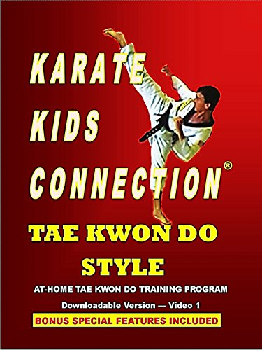 Karate Kids Connection-Tae Kwon Do Style front-1057714