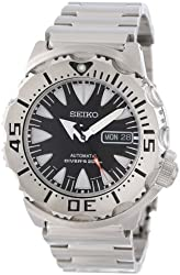 Seiko Men's SRP307 Classic Automatic Stainless Steel Dive Watch