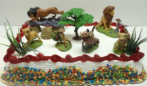 Baby Safari Cakes