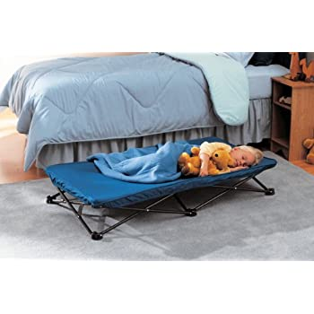Set A Shopping Price Drop Alert For Regalo My Cot Portable Bed, Royal Blue