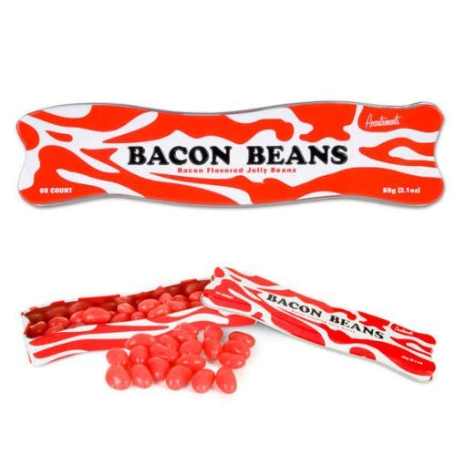 Accoutrements Bacon Flavored Jelly Beans