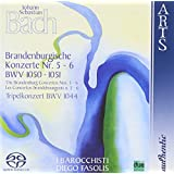 Bach: Brandenburgische Konzerte Nr. 5 & 6, BWV 1050 & 1051; Tripelkonzert, BWV 1044 [Hybrid SACD]