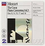 Mozart: The Great Piano Concertos, Vol.3