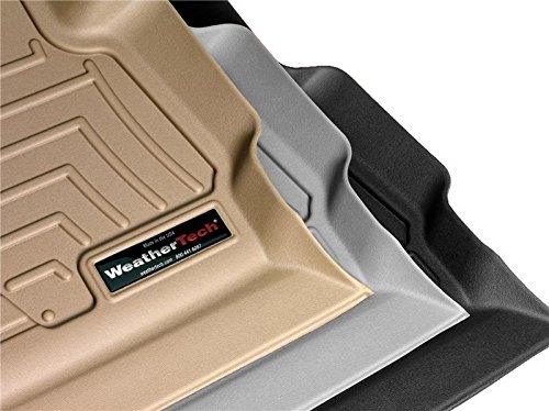 WeatherTech - 460071 - 2005 - 2006 GMC Envoy XL Denali Grey 1st Row FloorLiner (Gmc Envoy Weathertech compare prices)