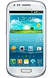 Samsung Galaxy S III Mini Smartphone débloqué 3G+ (Ecran: 4 pouces 8 Go Simple SIM Android) Blanc