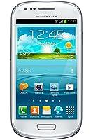 Samsung I8200 Galaxy S III Mini Smartphone, 8 GB, Bianco [Italia]