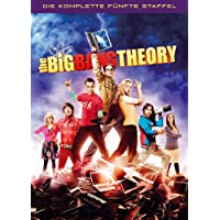 The Big Bang Theory - Die komplette f�nfte Staffel [3 DVDs]