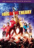 DVD - The Big Bang Theory - Die komplette f�nfte Staffel [3 DVDs]