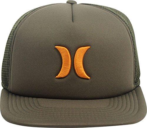 Hurley -  Cappellino da baseball  - Uomo cargo khaki Taglia unica
