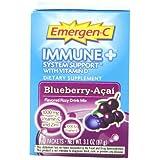 Emergen-C Immune +, Blueberry-Acai, 10 Count