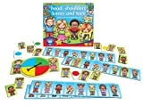 Heads, Shoulders, Knees and Toes Game by Orchard Toys