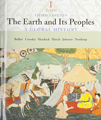 Earth and Its People Volume 1, 3rd Ed + Discovering Global Past, Volume 1, 2nd Editon