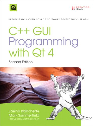 C++ GUI Programming with Qt 4 (2nd Edition)  0132354160 pdf