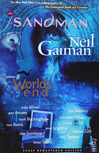 Sandman TP Vol 08 Worlds End New Ed (Sandman (Graphic Novels))