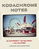 Kodachrome Notes: 20 Different Notecards and Envelopes