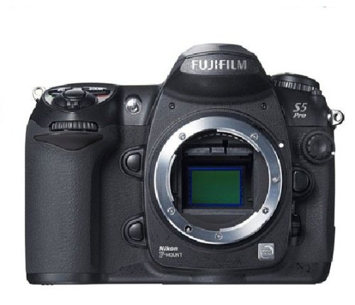 FUJI S5 Pro body only