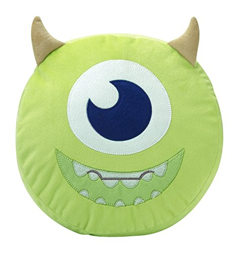 Disney Monster U Decorative Toddler Pillow (Monsters Inc Bedroom Decor compare prices)