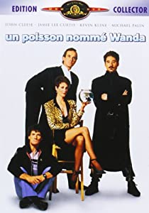 Un Poisson nommé Wanda [Édition Collector]