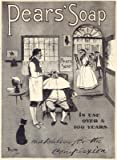 Moonlizard Pears Soap Vintage Advert No 45 Metal Plaque Sizes - 11