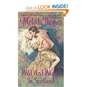 Wild and Wicked in Scotland Melody Thomas