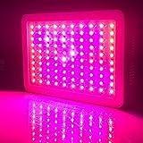 Bonker Mini 300W LED Pflanzenleuchte Wachstum Wuchs Pflanze Grow Lamp Licht Gewächshaus