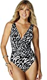 Miraclesuit Sonatina One Piece Slimming Shapewear Swimsuit, UK Size 10