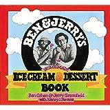 Ben & Jerry's Homemade Ice Cream & Dessert Book ~ Jerry Greenfield