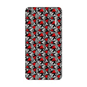 Garmor Designer Silicone Back Cover For Lenovo A7000