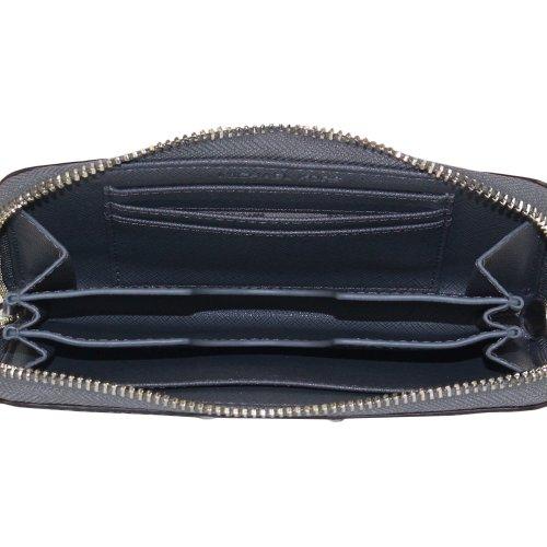 MICHAEL Michael KorsMICHAEL Michael Kors Universal Electronics Leather Large Multifunction Phone Case Dark Slate