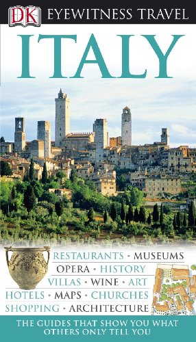 DK Eyewitness Travel Guide to Italy