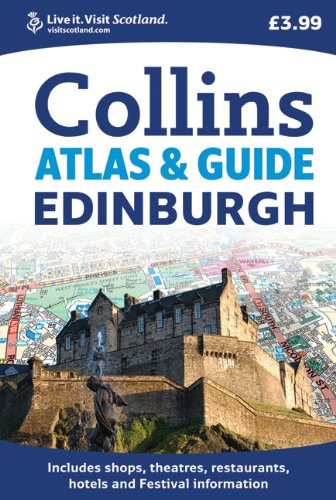 Collins Edinburgh Atlas & Guide (Collins Travel Guides)