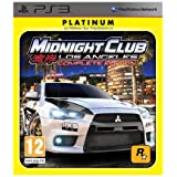 Midnight club Los Angeles - complete