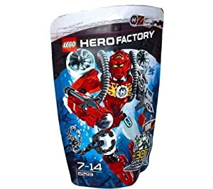 LEGO Hero Factory Furno 6293 (6293) -Quality Lego Hero Factory with a 1-2 year warranty