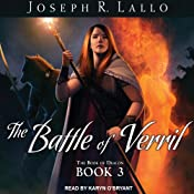 The Battle of Verril: Book of Deacon #3 | Joseph R. Lallo