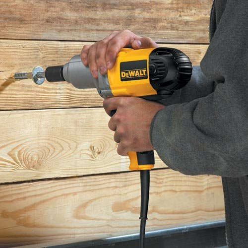 DeWalt DW292 1/2″ Impact Wrench with Detent Pin – 7.5 Amps