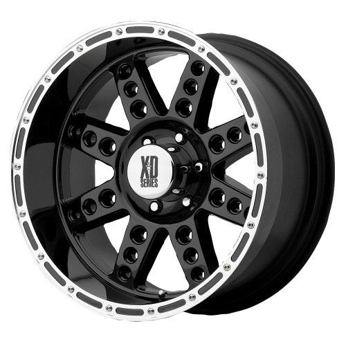 "Xd-Series Diesel Xd766 Gloss Black Wheel (18X9""/5X135Mm)"