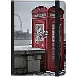 """Étui Kindle et Kindle Paperwhite caseable avec le design """"London Calling"""""""