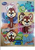 Chip and Dale Disney Earphone Cord Cable Winder Wrap Organizer Holder